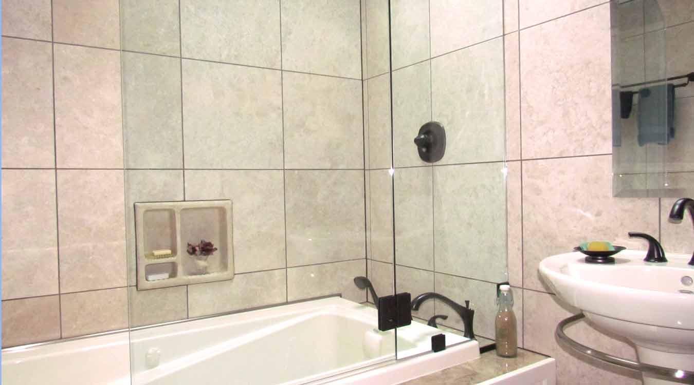 Kitchen Bathroom Remodel In Cheshire Handyworks Of Wallingford CT - Bathroom remodel cheshire ct