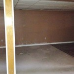 Wallingford CT Basement Before Remodeling
